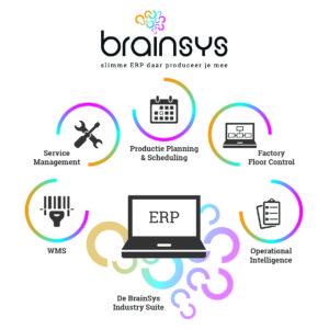 De BrainSys Industry Suite