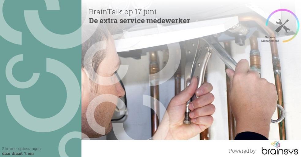 BrainTalk Service Management van BrainSys