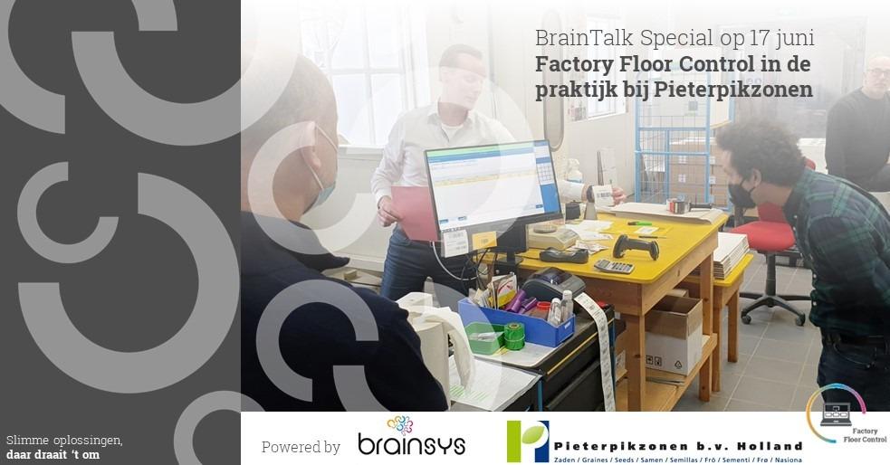 BrainTalk BrainSys Factory Floor